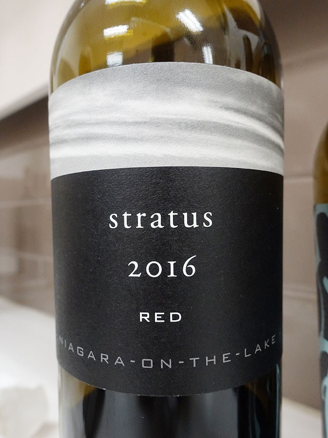 Stratus Red 2016 (92 pts)