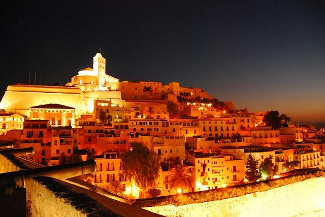Outono e Inverno em Ibiza