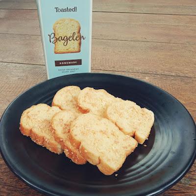 Kue kering Bagelen, Toasty Deli Semarang