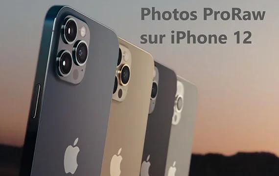 Photos ProRaw sur iPhone 12 Pro: tout ce que nous savons sur le nouveau format d'image d'Apple