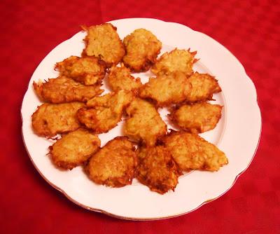 Latkes - frittelle di patate