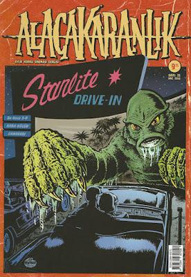 Alacakaranlık 15. Sayı - Screamers (1979)