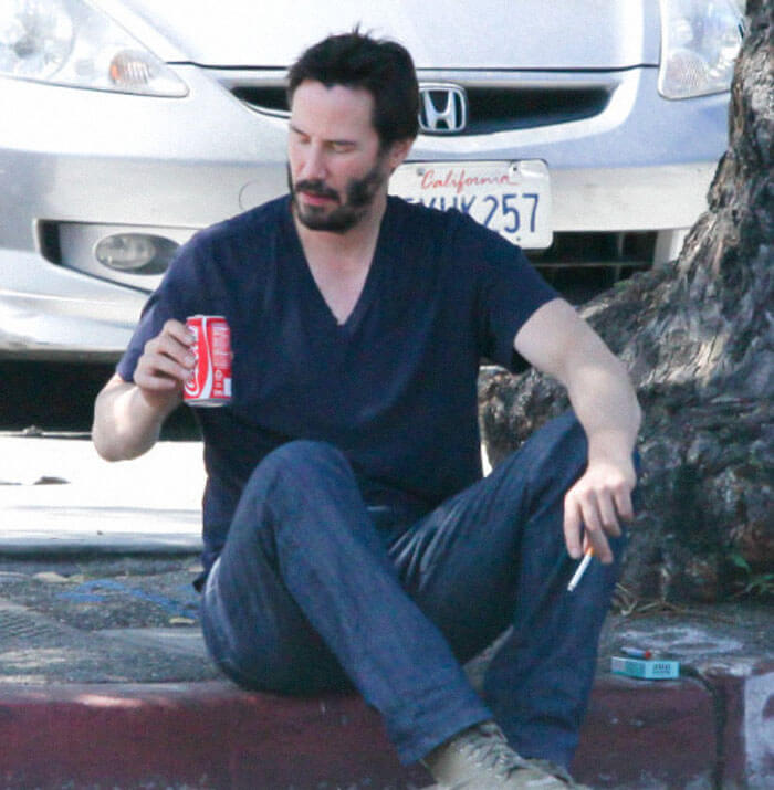 Keanu Reeves Admits He Is A Lonely Guy In A Heartbreaking Interview