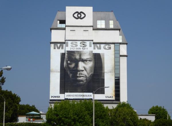 Power season 3 Missing teaser billboard