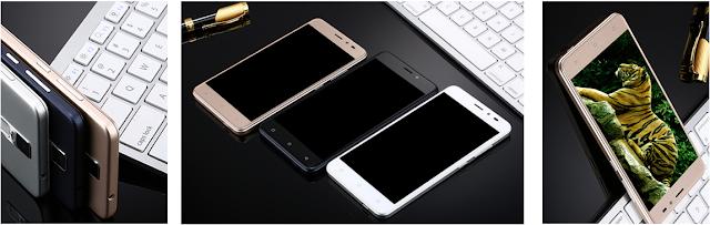 ChampOne C1 Smartphone Pics