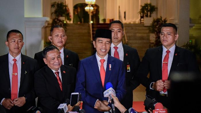 Besok, Jokowi Perkenalkan Menteri Kabinet Periode 2019-2024