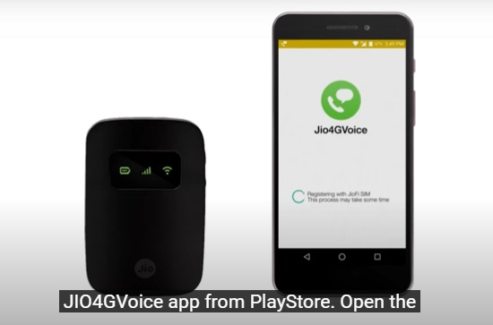 Install JioFi APP On Your Smartphone
