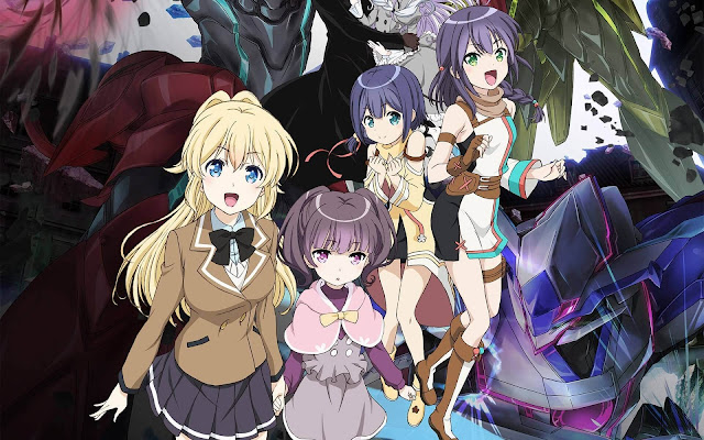 Download Regalia: The Three Sacred Stars (Episode 01 - 13) BD Batch Subtitle Indonesia