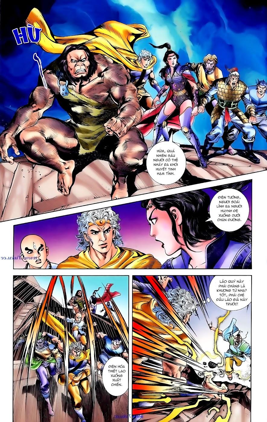 Cơ Phát Khai Chu Bản chapter 92 trang 6