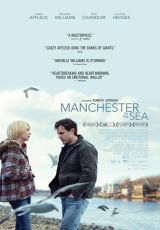 "Carátula del DVD: ""Manchester frente al mar"""