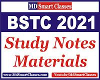 Rajasthan BSTC Study Notes PDF, bstc handwritten notes pdf, bstc pdf notes download, download bstc study notes pdf,