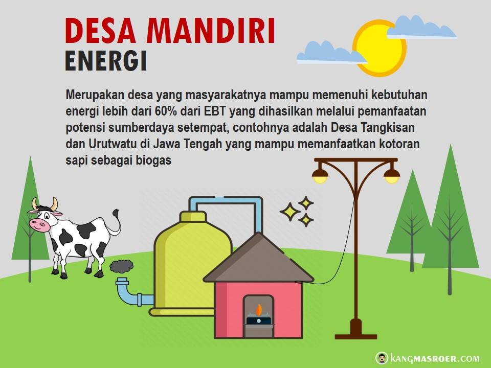 Desa mandiri energi