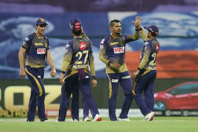 IPL 2020: मुंबई इंडियंस ने कोलकाता नाइट राइडर्स को 49 रन से हराया। मुंबई इंडियंस की पहली जीत।