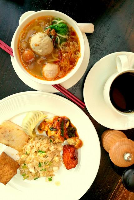 Grand Hyatt Taipei Cafe