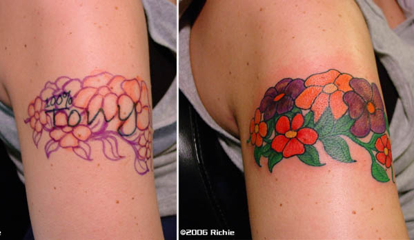 Kaji Tattoo Small Cover Up Tattoos