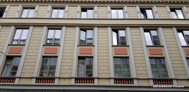 Warszawa Warsaw Śródmieście architektura architecture kamienica kamienice