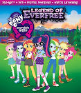 My Little Pony Equestria Girls: Legend of Everfree Video