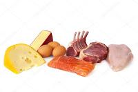 Protéines et ventre plat