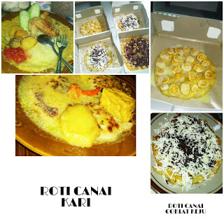 Rotii Canai KARI lezat dari Muhamad Rafli