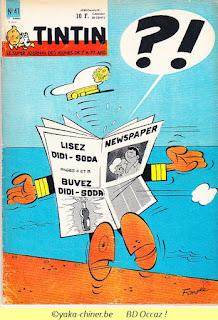 Tintin, Fonske