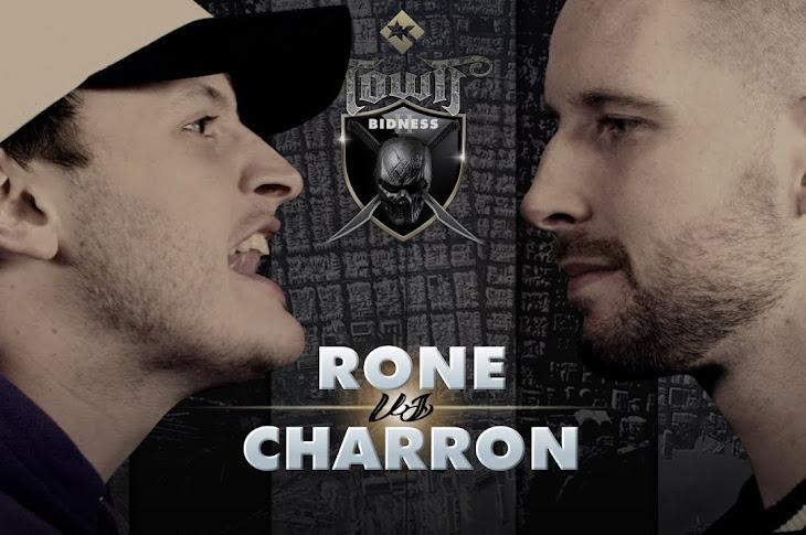KOTD Presents: Rone vs Charron