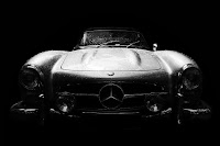 mercedes sl 300 roadster