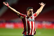 Atletico vs Alaves: Suarez Jauhkan Atleti dari Kejaran Madrid