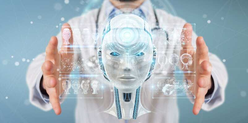 Modern healthcare with automation