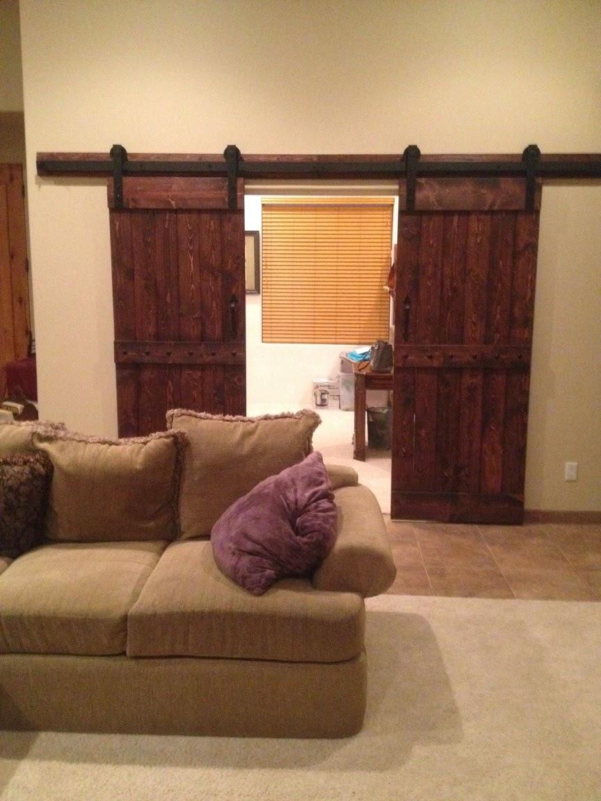 Arizona Barn Doors June 2014