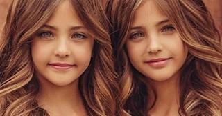 Αυτές οι 7χρονες δίδυμες είναι τα ομορφότερα κοpίτσια στον κόσμο (και δικαίως) ΕΙΚΟΝΕΣ