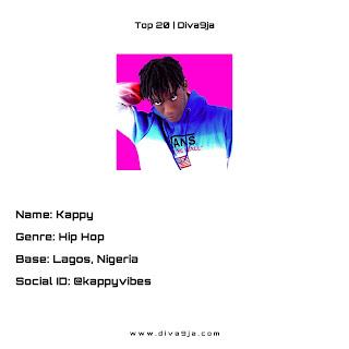 Kappy Top 20 On Diva9ia