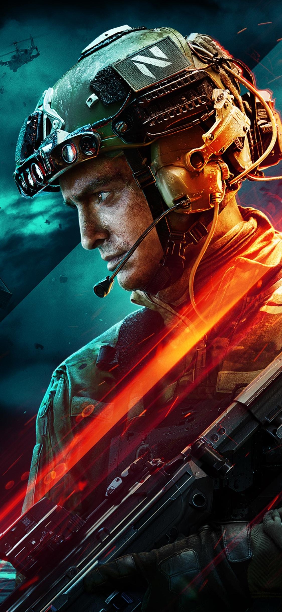 Battlefield 2042 Mobile wallpaper