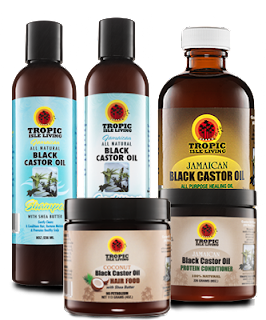 Jamaican Black Castor Oil Tropic Isle Living