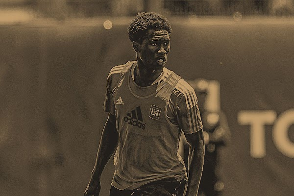 Oficial: Los Angeles FC, firma Mamadou Fall