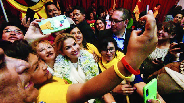 Asambleísta de Demócratas afirma que el MAS no tiene moral para observar candidatura de Áñez