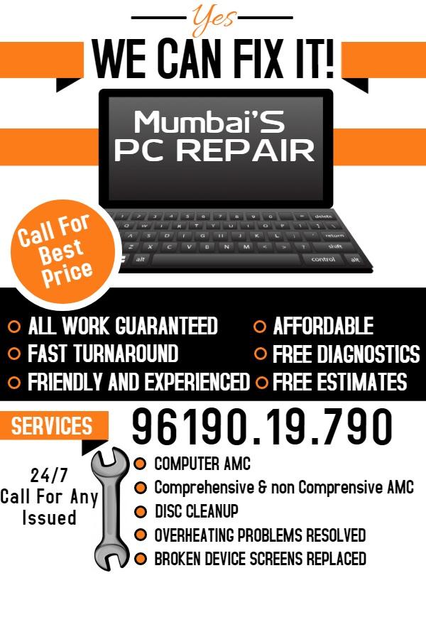 Repair Apple service center in Mumbai.