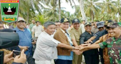 Wagub Nasrul Abit: Masyarakat Siberut Menerima Pengembangan Pelabuhan Bajau