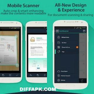 CamScanner -Phone PDF Creator Apk Mod v5.27.0.20201028 (Unlocked)