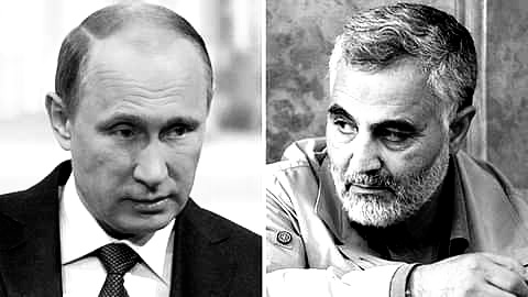 The way Soleimani brought Putin to his side