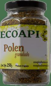 Polen libre de transgénicos ecoapicultores ecoapi