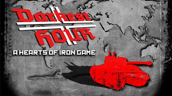 Darkest Hour: A Hearts of Iron Game PC Game Download