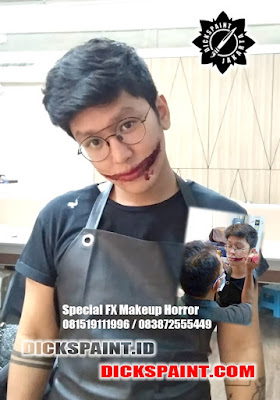 makeup zombie special effect jakarta