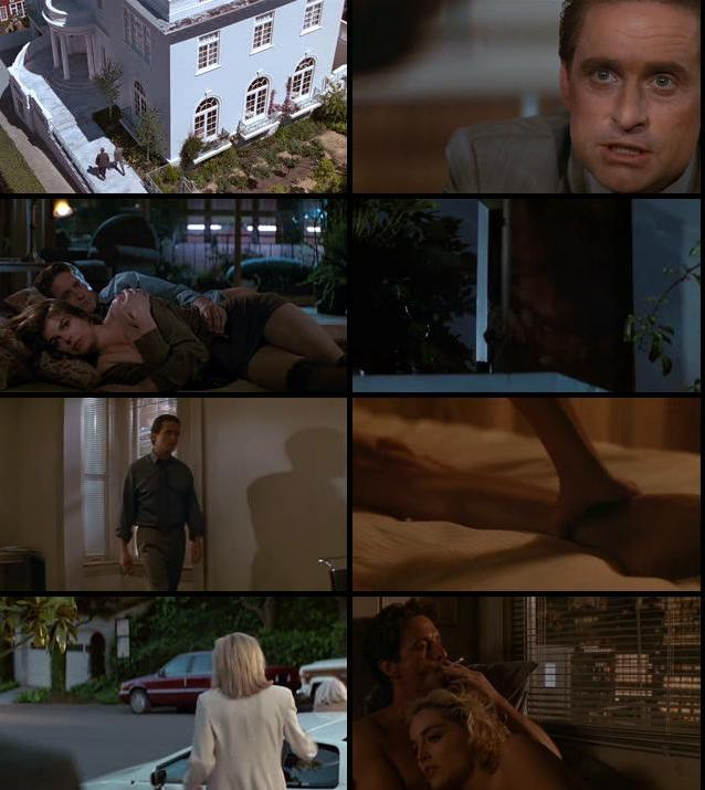 Basic Instinct 1992 UNRATED Dual Audio Hindi 720p BRRip