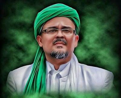 Membongkar Sisi Gelap Imam Besar Habib Rizieq