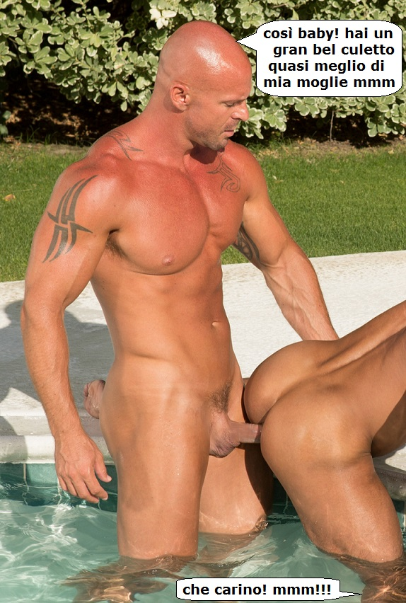 uomini e cavalli gay nudi