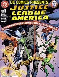 DC Comics Presents: Justice League of America