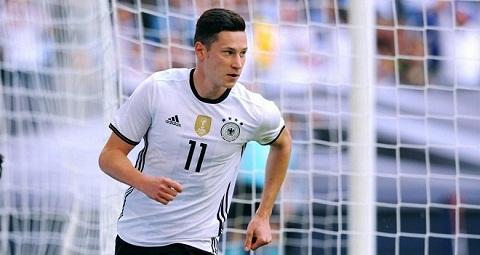 Draxler nghĩ rằng đội tuyển Đức sẽ có được trọn vẹn 3 điểm trong trận đấu này.