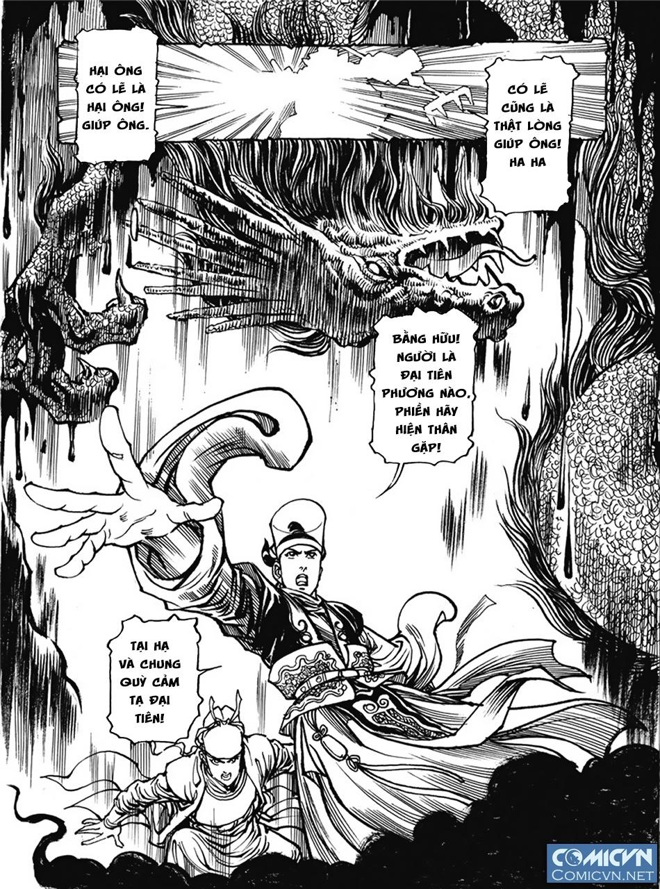Chung Quỳ Truyền Kỳ trang 13