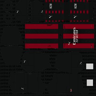 AC Milan New Kits 2020/2021, Dream League Soccer 2020