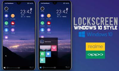 lockscreen-windows-10-style-oppo-realme